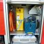 Werkzeug, Treibstoffkanister, Verlängerungskabel