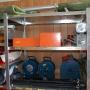 Bohrhammer, Trennschleifer, Beleuchtungssatz