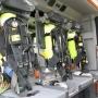 Atemschutzgeräte mit Zusatzausrüstung
