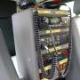 Funkwürfel drehbar mit 2 Funkgeräten, Steuerung Verkehrsleiteinrichtung