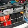 Türöffnungswerkzeug, Temperaturmessgerät, Fotokamera, Notrettungsset