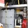 Hitzeschutz, Sauglutte, Verbindungsschellen, Standrohr Unterflurhydrant