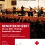 Einladung Benefizkonzert Rotes Kreuz