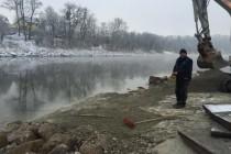 Sanierung Bootsanlegestelle
