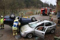 Übungstag hydraulisches Rettungsgerät