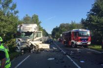 Verkehrsunfall Oberndorf-Süd