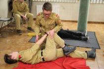 Erste-Hilfe-Kurs Feuerwehrjugend