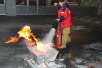 Brand und Löschlehre