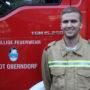 Neues Feuerwehrmitglied