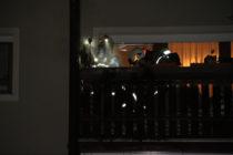 Balkon-Brand in Ziegelhaiden