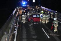 Verkehrsunfall B156