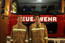 Matthias Loiperdinger und Jakob Stadler