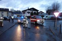 Diesel-Austritt in Oberndorf und Lamprechtshausen