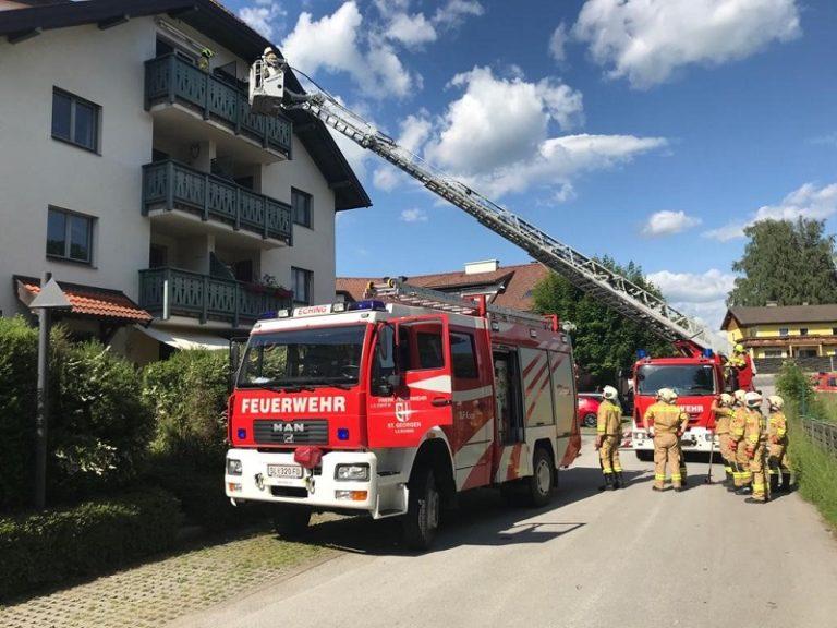 Türöffnung Notfall in St. Georgen